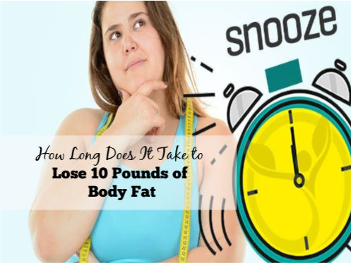how long does it take to lose 10 pounds  remediesnews