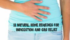 11 Natural Home Remedies for Indigestion and Gas Relief