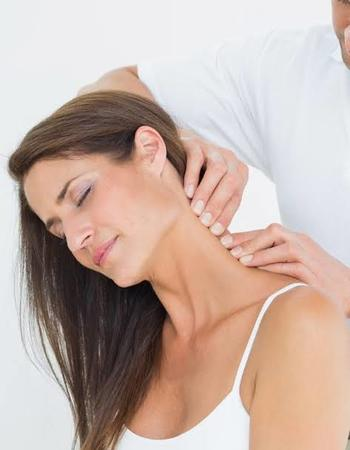 Massage for Neck Pain Treatment