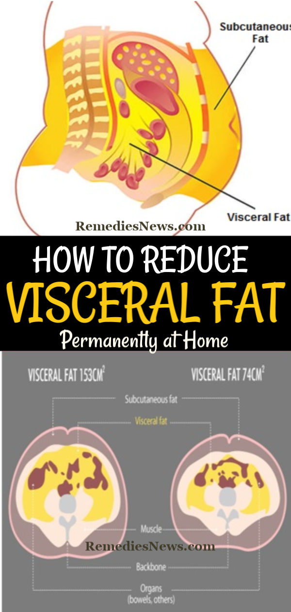 How to Lose Visceral Fat - Apply these 11 Weight Loss Tips to Burn Belly Fat at Home
