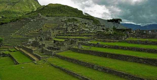 La papa en los Incas