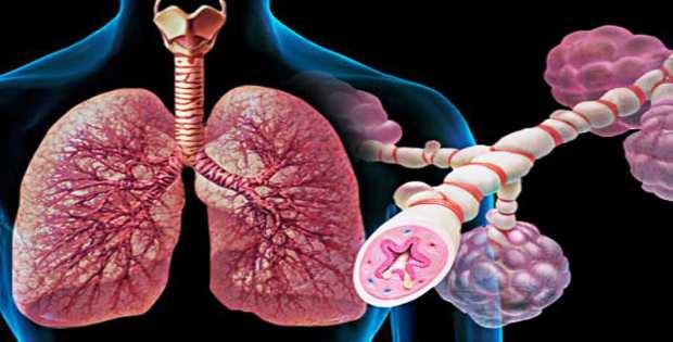 Pulmones dañados