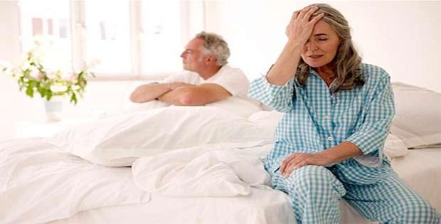La menopausia síntomas