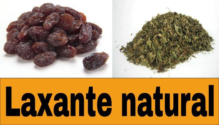 Laxante natural