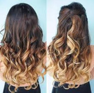 Canela molida para aclarar el cabello