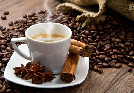 café y canela para adelgazar