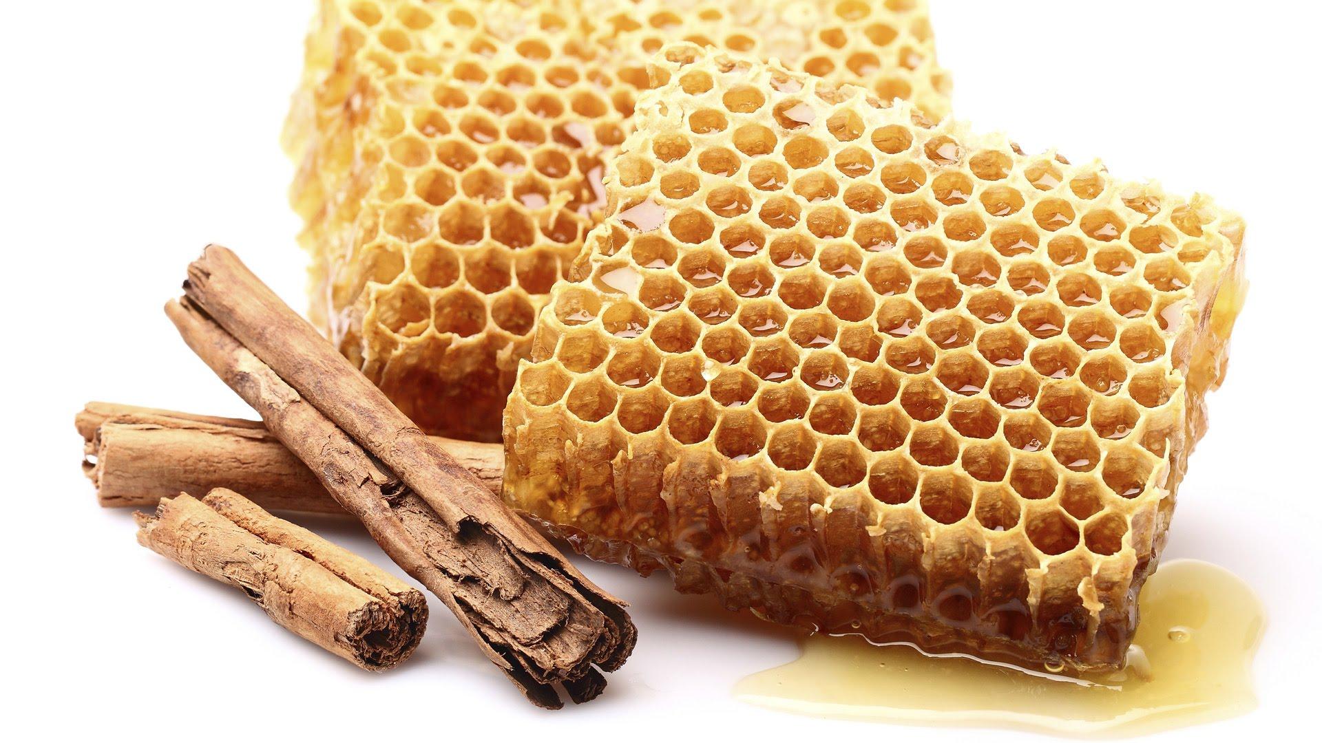 Los beneficios de la miel de abeja con canela