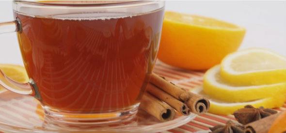 Propiedades del té de canela con limón y miel