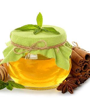 dieta de miel con canela molida