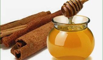 ¡Llegó el momento de perder peso de forma rápida y segura con canela y miel!
