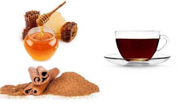 Para qué sirve el té de miel con canela molida