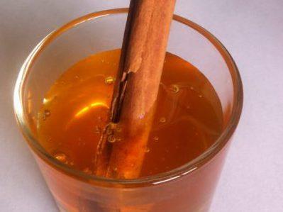 Remedio para bajar de peso con canela y miel para