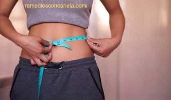 Remedio Casero de Canela y Miel para Bajar de Peso