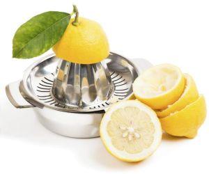 Aclarar la piel con zumo de limón