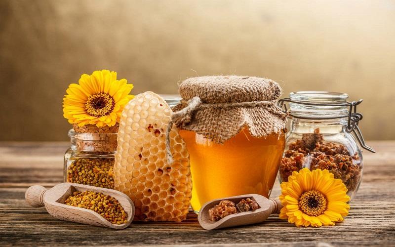 Curar rinitis alérgica con miel
