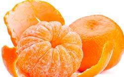 cascaras de mandarina para bajar los triglicéridos