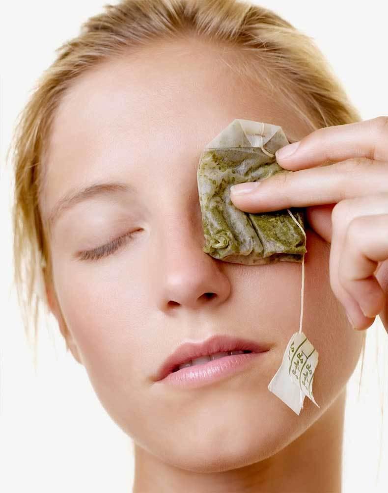 Qué son la ojeras tratamientos caseros