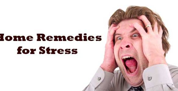 stress remedies