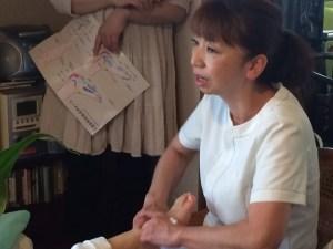 master-kimietsuchida-300x225 杉並区のリマイスター式足ツボ療法 / 料金