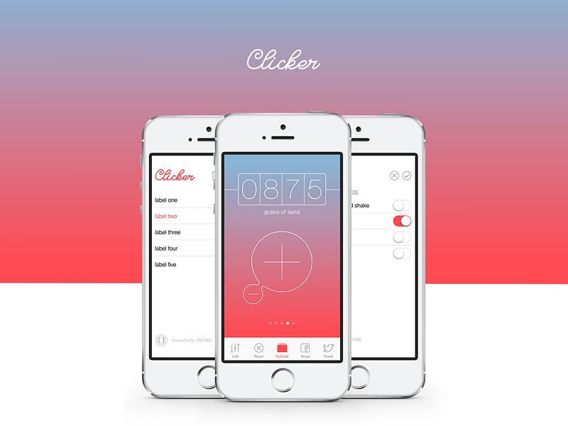 Clicker App
