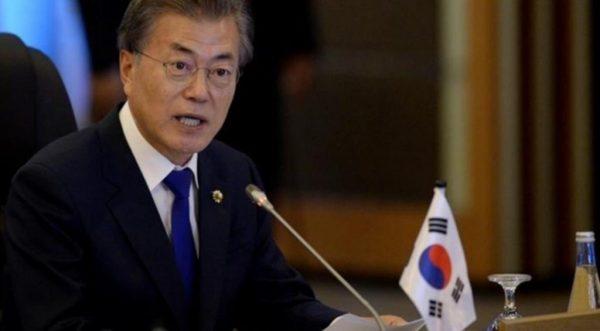 South Korean leader Moon criticizes Japan and demands ...