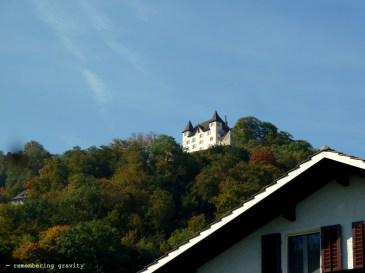 Lostorf castle
