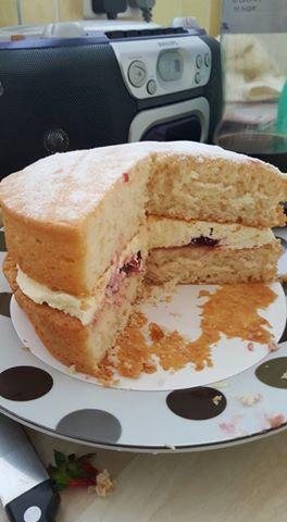 Cornwall sponge