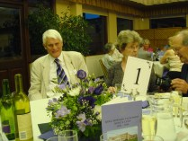 The Centenary Reunion dinner