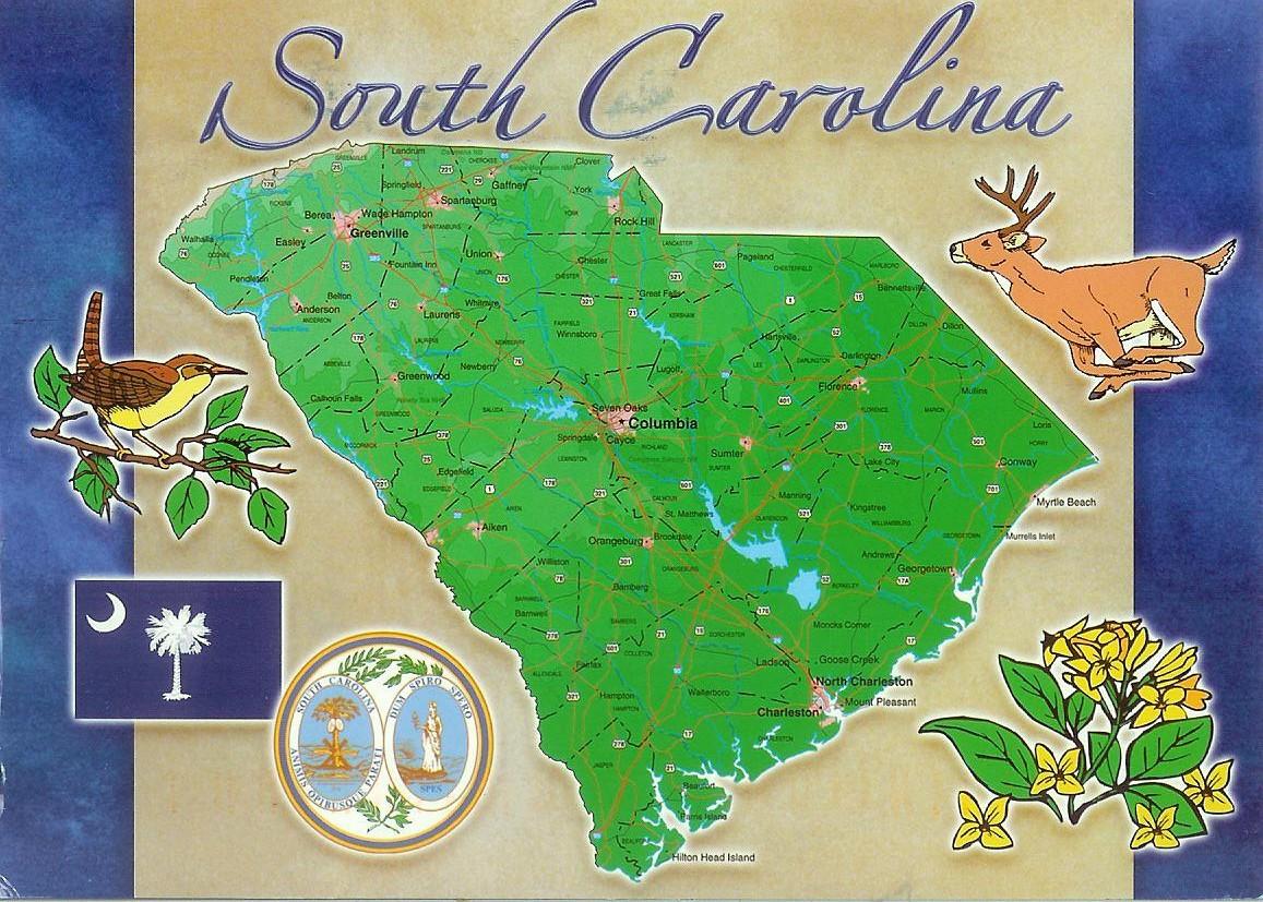 Usa South Carolina