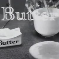 Dairy Produce Promotion - Butter Makes it Better 1960 TV Commercial