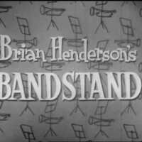 Brian Henderson's Bandstand – 1961