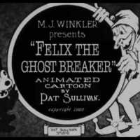 Felix the Ghost Breaker, 1923