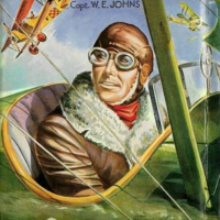 The Air Adventures of Biggles - In the Blue