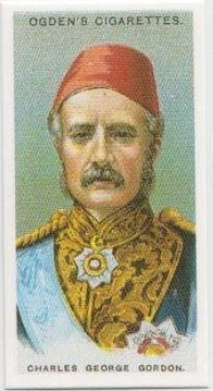 Odgen's Cigarette Card, from the author's private collection.