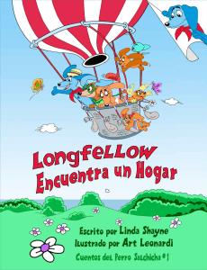 Book Cover: Longfellow Encuentra un Hogar