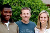 US Leadership - Frank and Cindy May