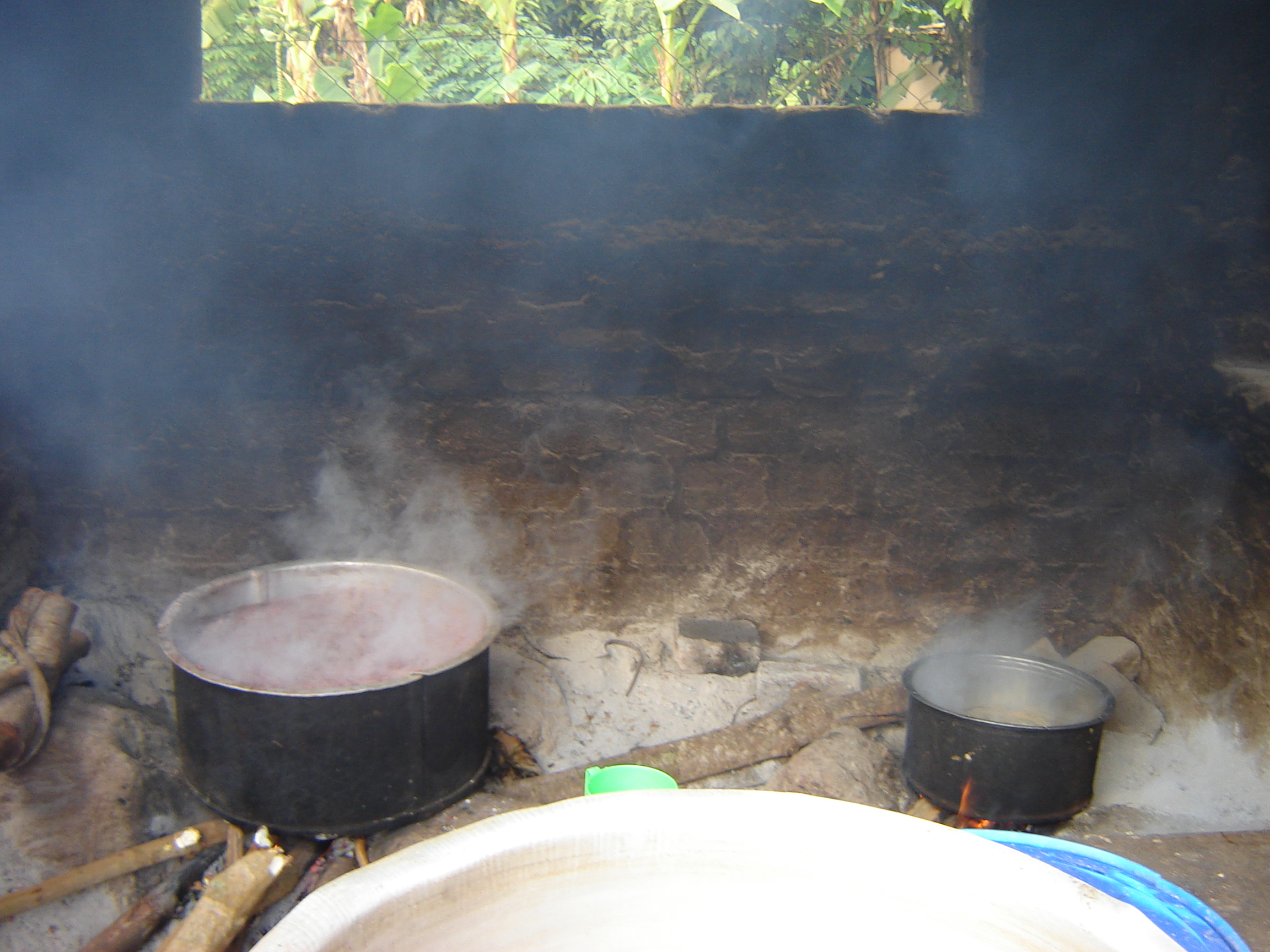 The Nkumba Schools Kitchen