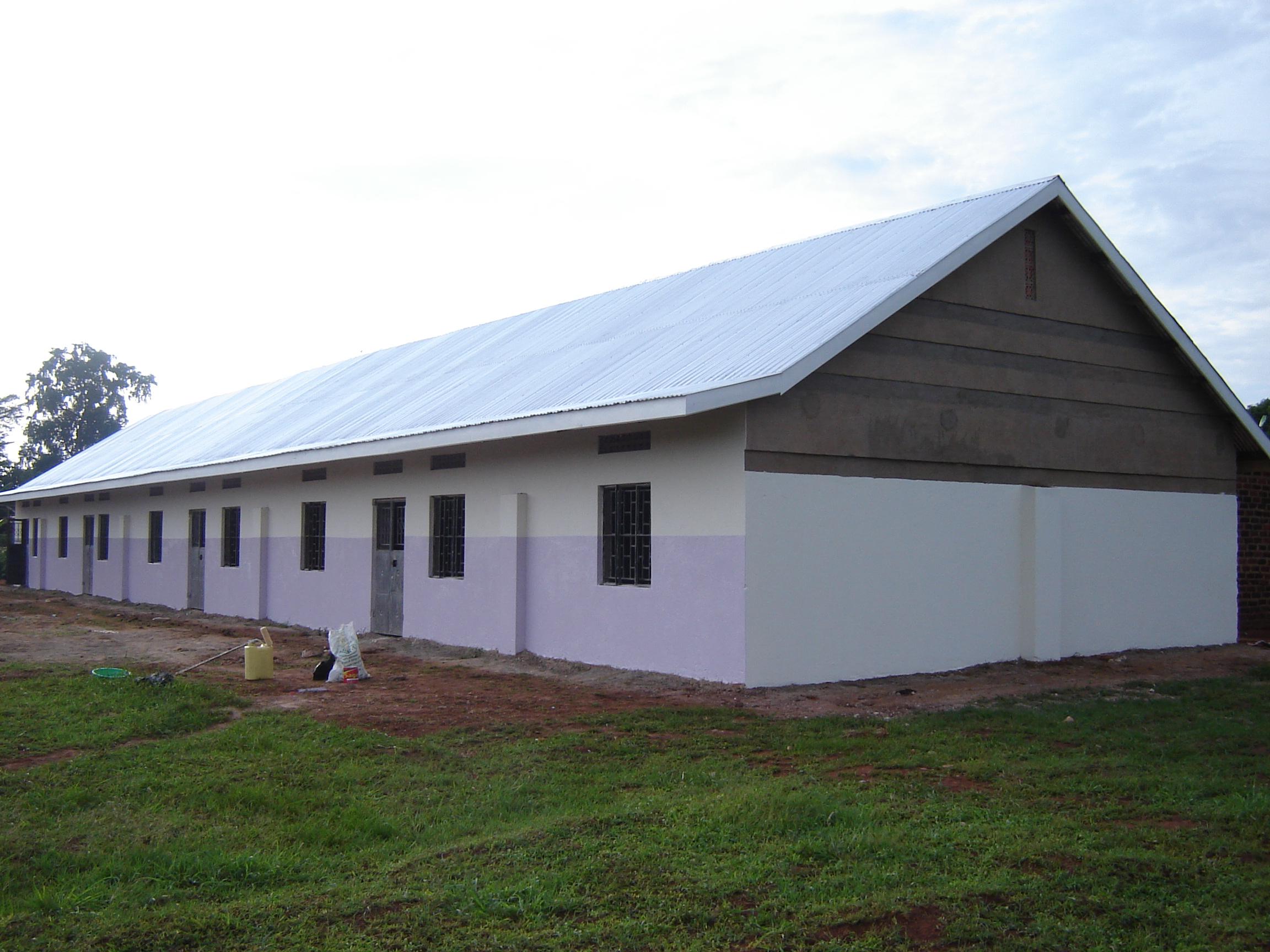 Dining Hall December 2008