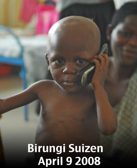 Birungi 1 month later