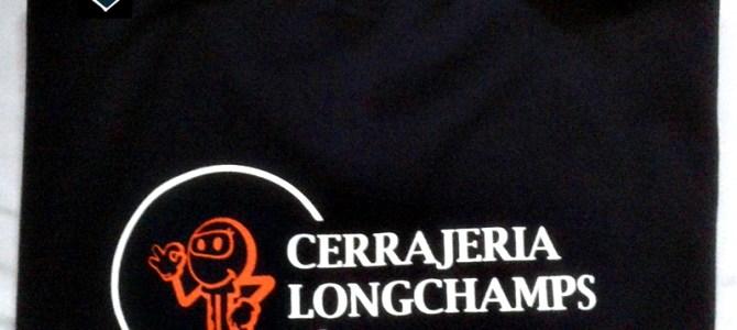 Chombas estampadas para Cerrajeria Longchamps