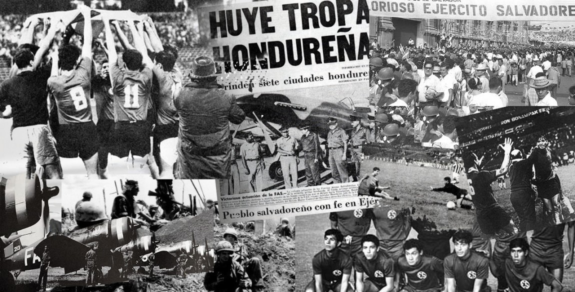 Image result for salvador honduras 1969