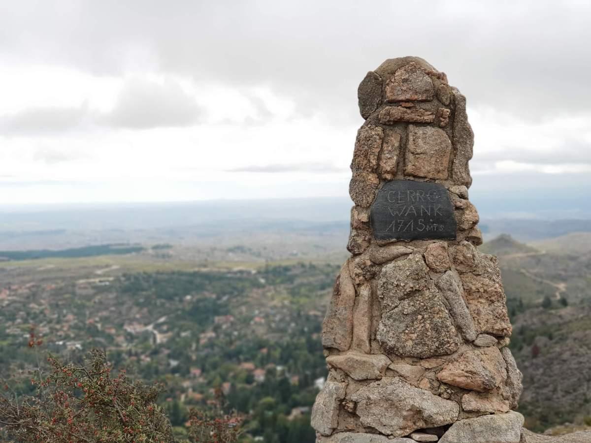 cerro wank cumbrecita