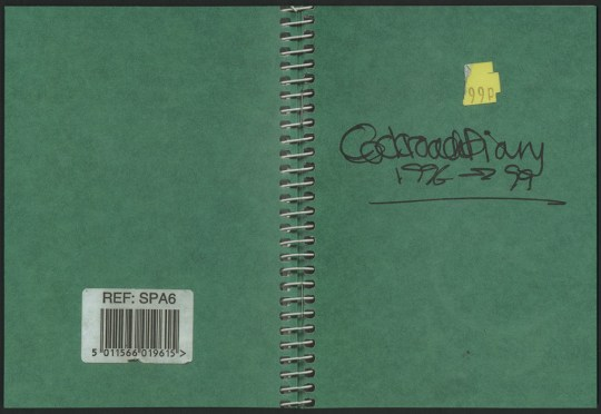 c.diary cover