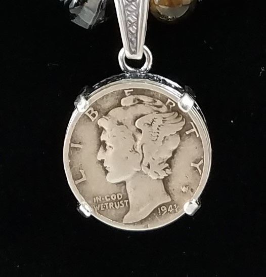 American Mercury silver dime