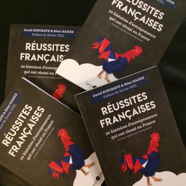 Réédition de « Réussites françaises » chez Enrick B ...