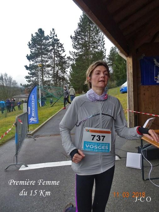 28 Premiere femme du 15 Km