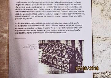 23 Tombeau de St Didier