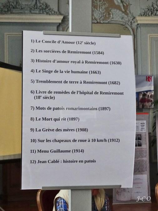 06 programme des lectures