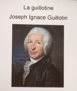 Conférence sur les criminels guillotinés (20)