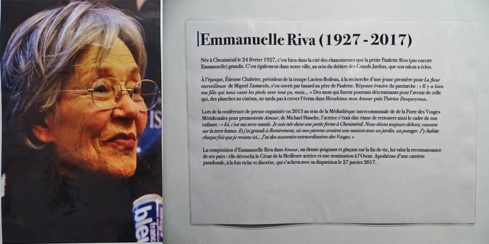 15 Emmanuelle Rivat